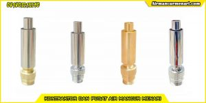 Jual Nozzle Air Mancur Hias Big air Mixed Trumpet Jet Di Surabaya