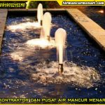 Nozzle air mancur  Champage Frothy murah